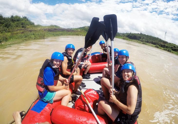 White Water Rafting | Phat Tire Vietnam